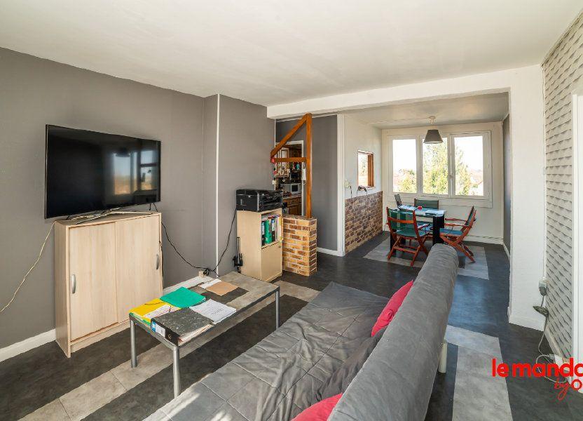 Appartement à vendre 51.44m2 à Laon