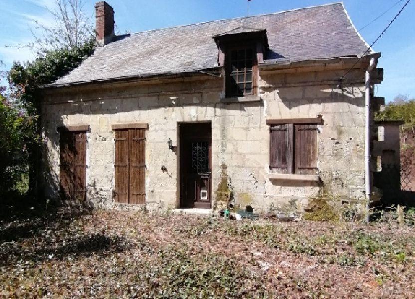 Maison à vendre 102m2 à Mons-en-Laonnois