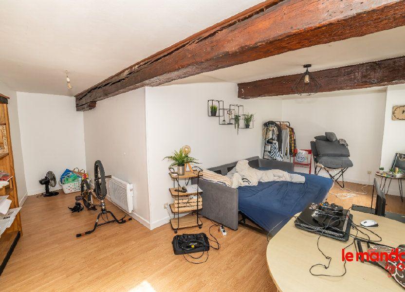 Appartement à vendre 47m2 à Laon