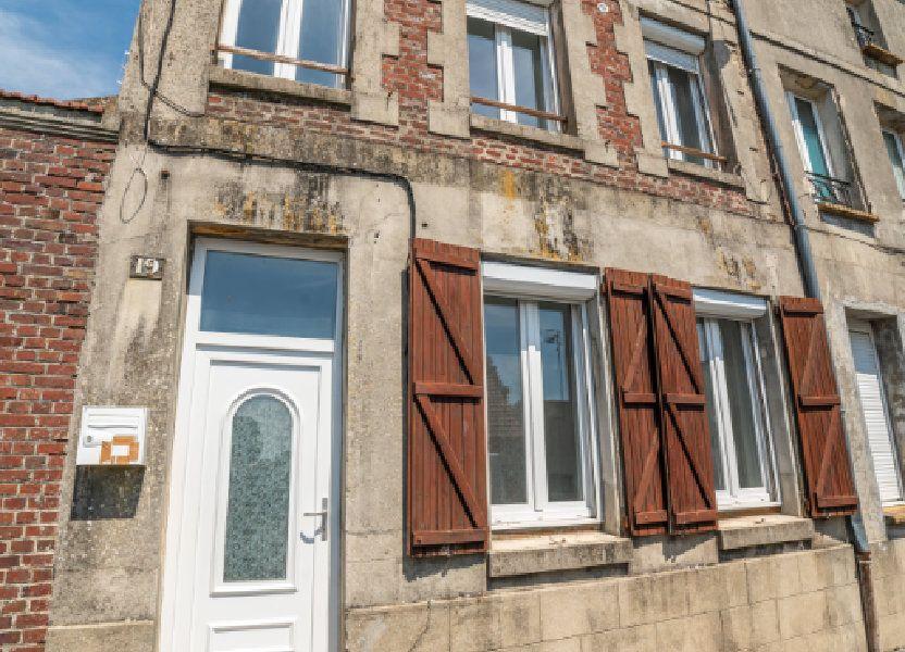 Maison à louer 70m2 à Chauny