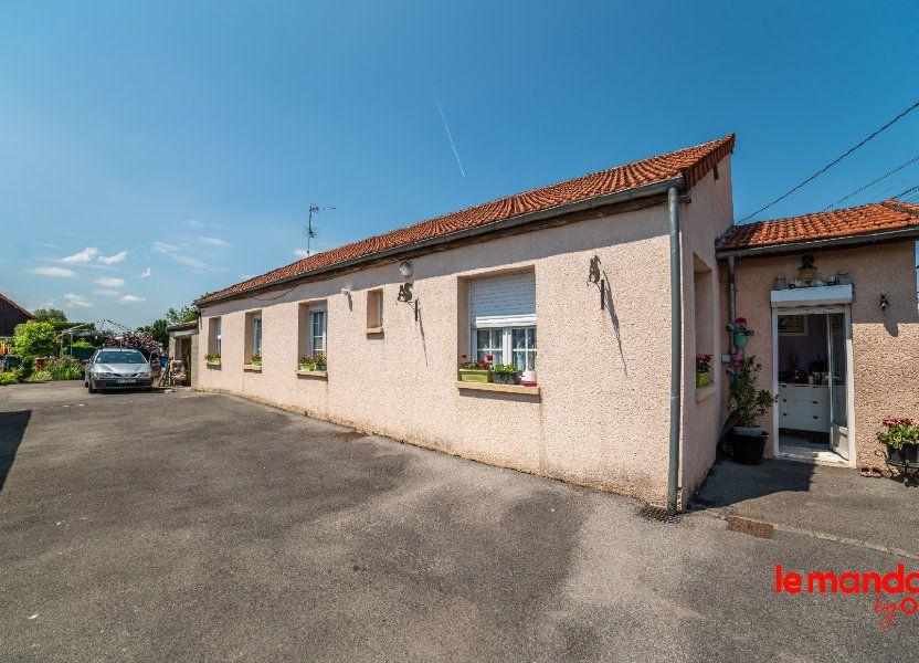 Maison à vendre 56m2 à Athies-sous-Laon