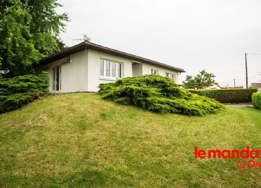 Maison à louer 100m2 à Athies-sous-Laon