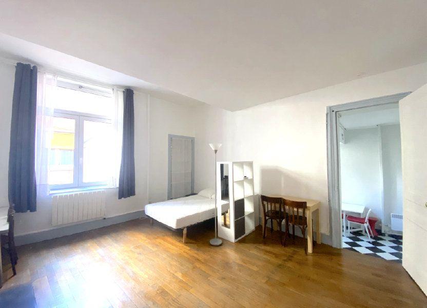 Appartement à louer 37.5m2 à Lyon 5