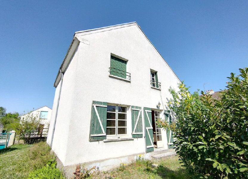 Maison à vendre 95m2 à Fleury-les-Aubrais