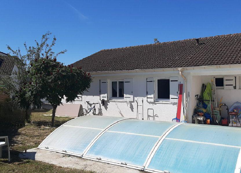 Maison à vendre 114m2 à Ormes