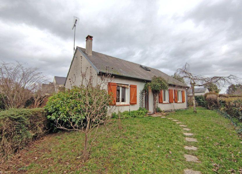Maison à vendre 120.8m2 à Saint-Jean-le-Blanc