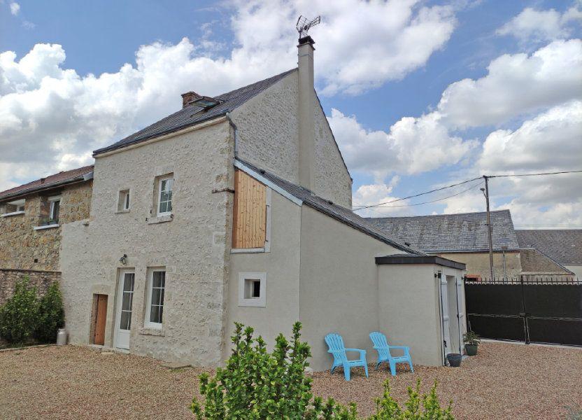 Maison à vendre 101m2 à Saint-Sigismond