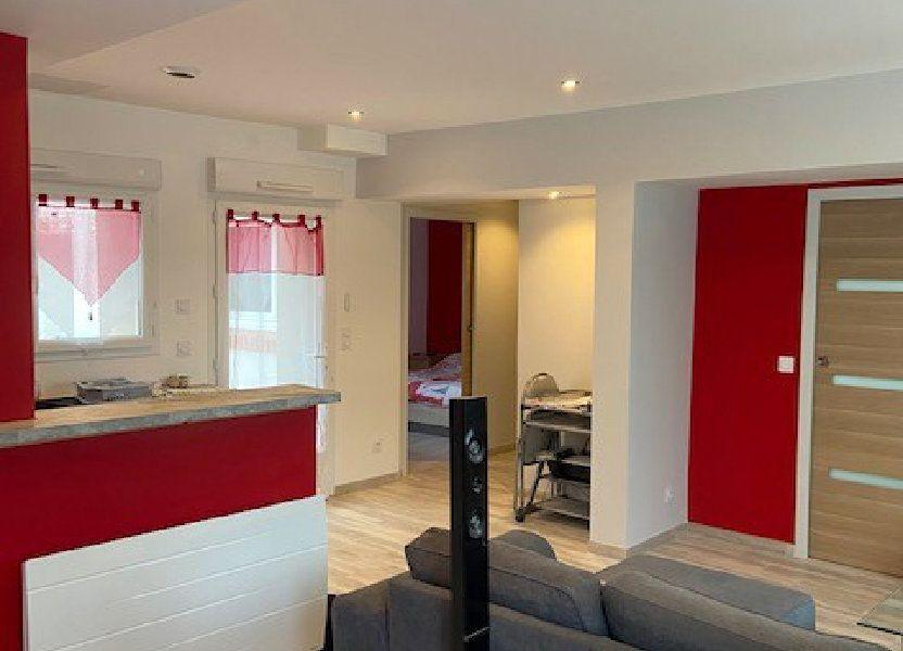 Appartement à vendre 57.27m2 à Ingré