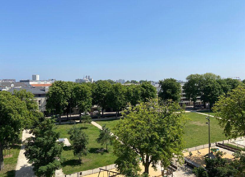 Appartement à vendre 46.55m2 à Orléans