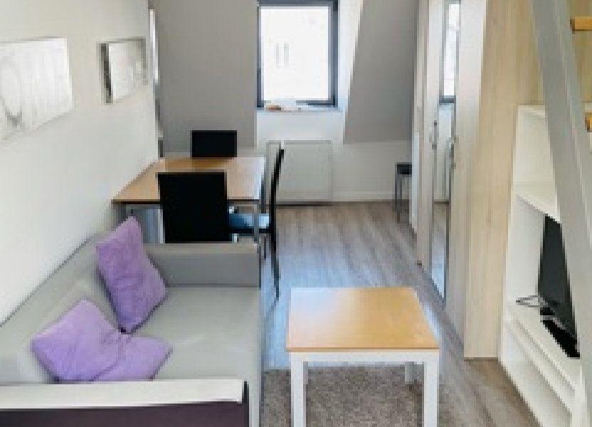 Appartement à louer 29m2 à Arras