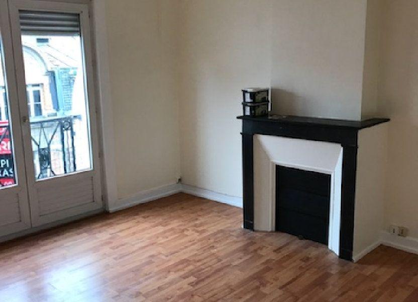Appartement à louer 30m2 à Arras