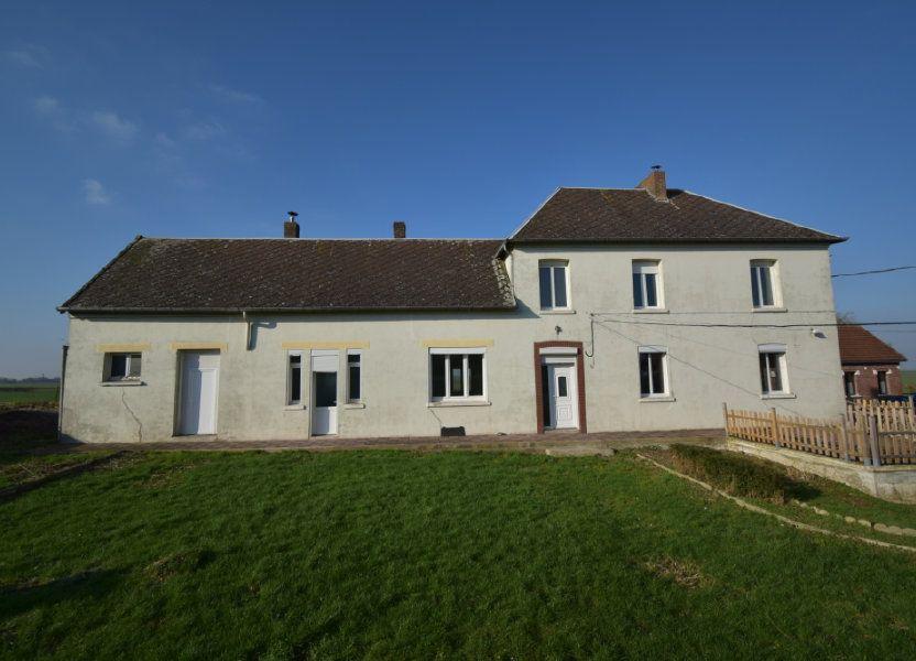 Maison à vendre 123.44m2 à Lebucquière