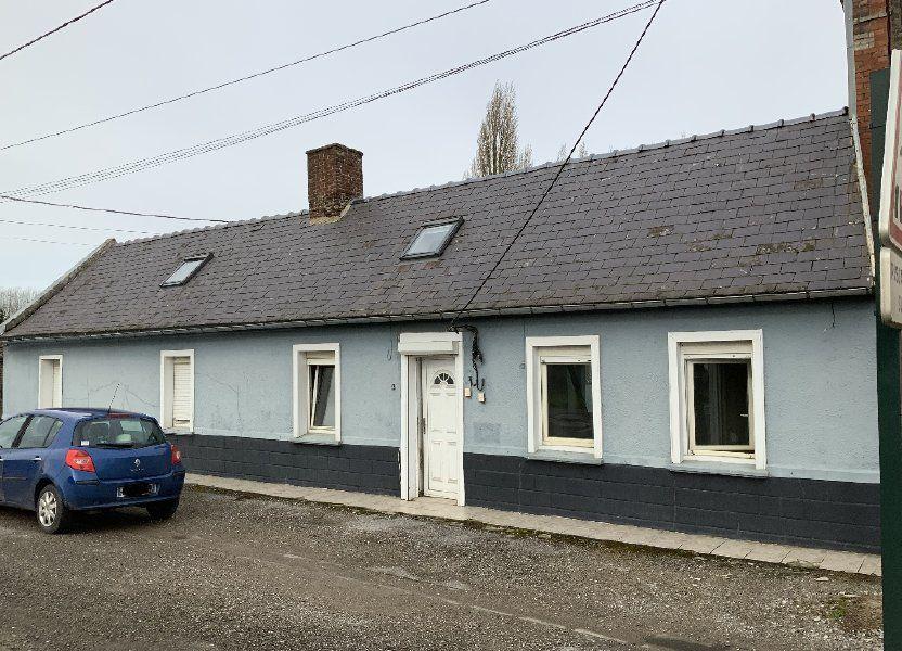 Maison à vendre 120m2 à Bavincourt