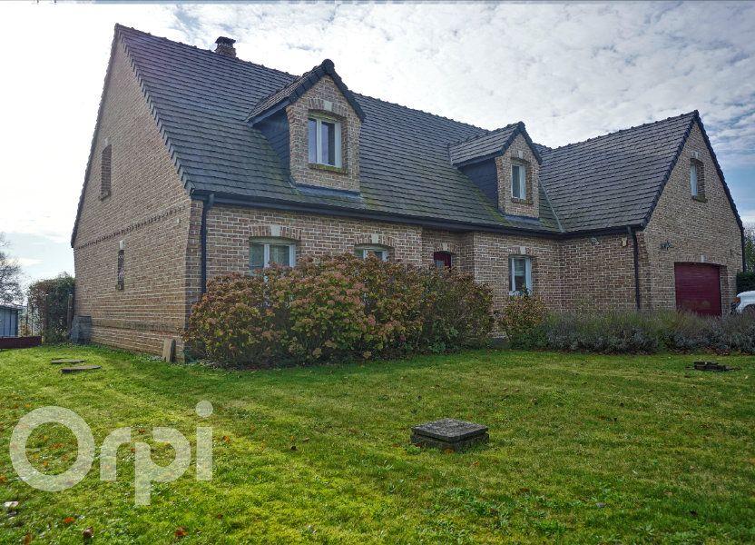 Maison à vendre 197m2 à Tilloy-lès-Hermaville