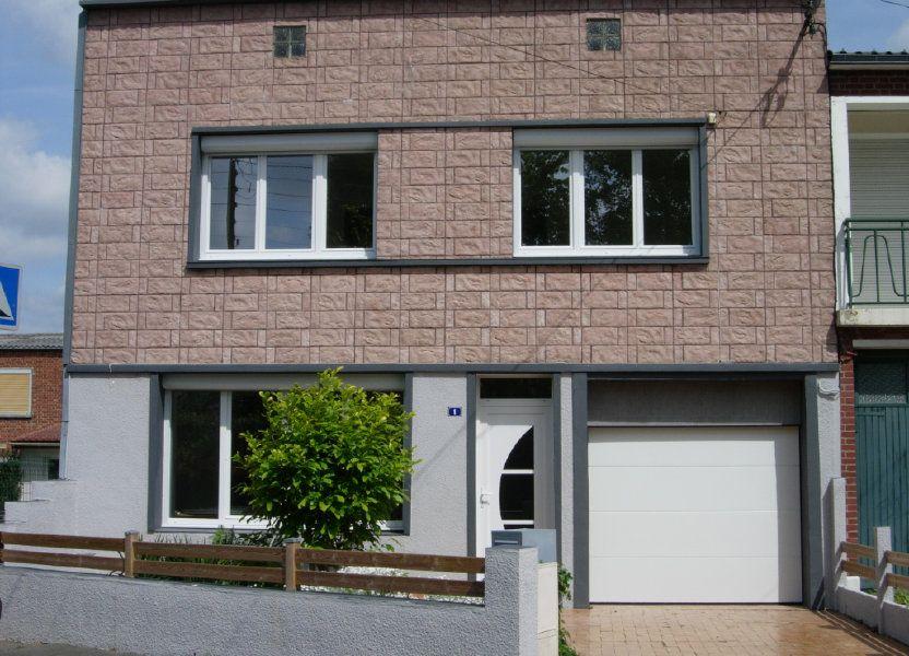 Maison à louer 91m2 à Arras