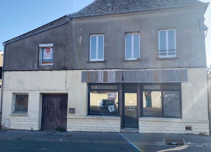 Immeuble à vendre 203.9m2 à Avesnes-le-Comte