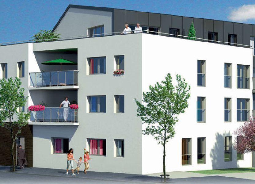 Appartement à louer 63.6m2 à Arras