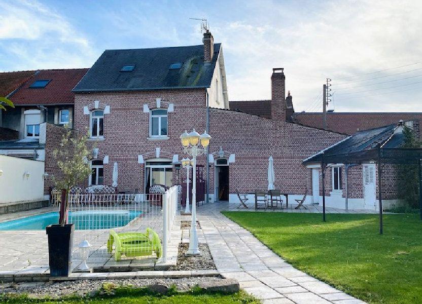Maison à vendre 196m2 à Bapaume