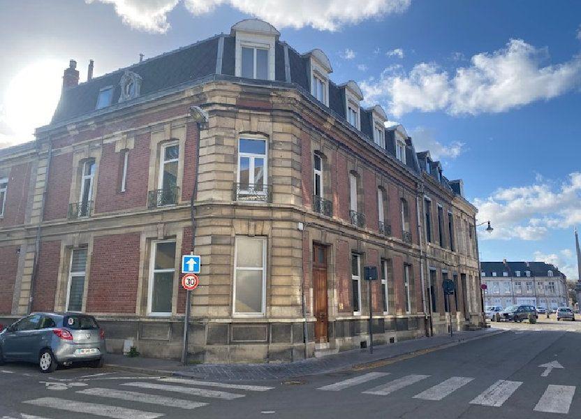 Appartement à vendre 123.77m2 à Arras