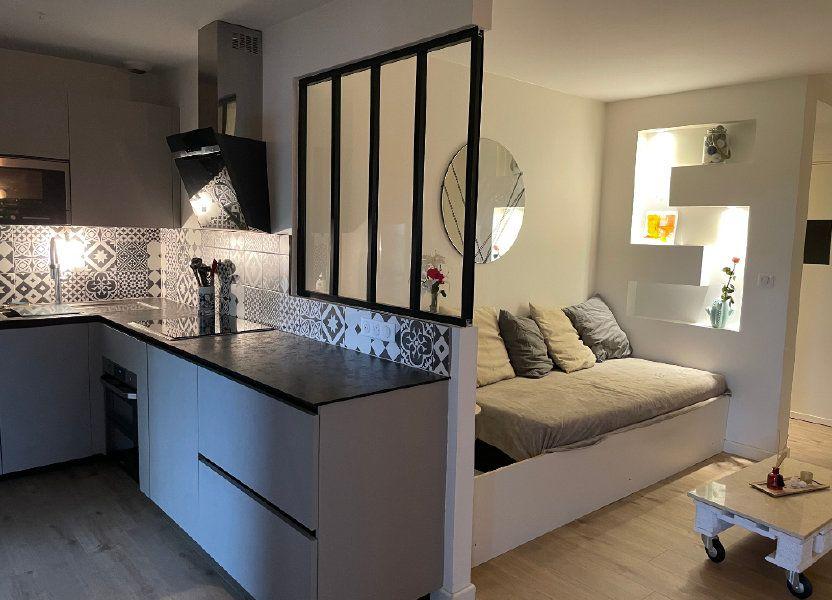 Appartement à louer 41.84m2 à Aucamville