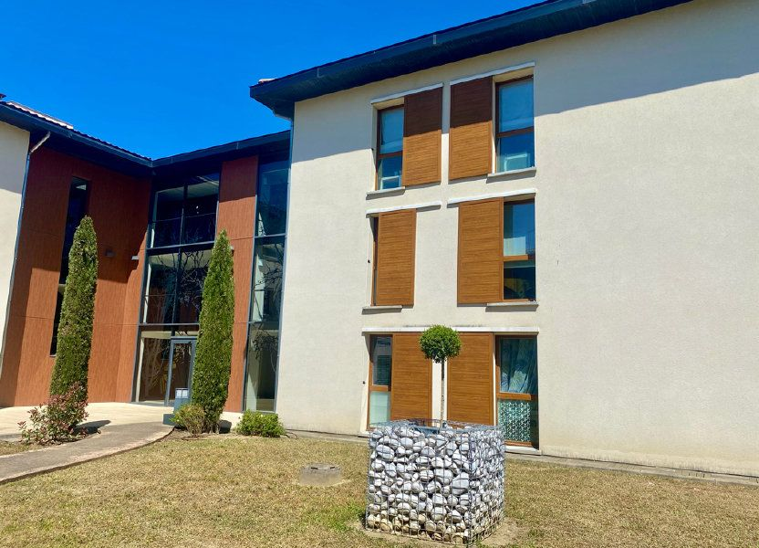 Appartement à vendre 37.69m2 à Beauzelle
