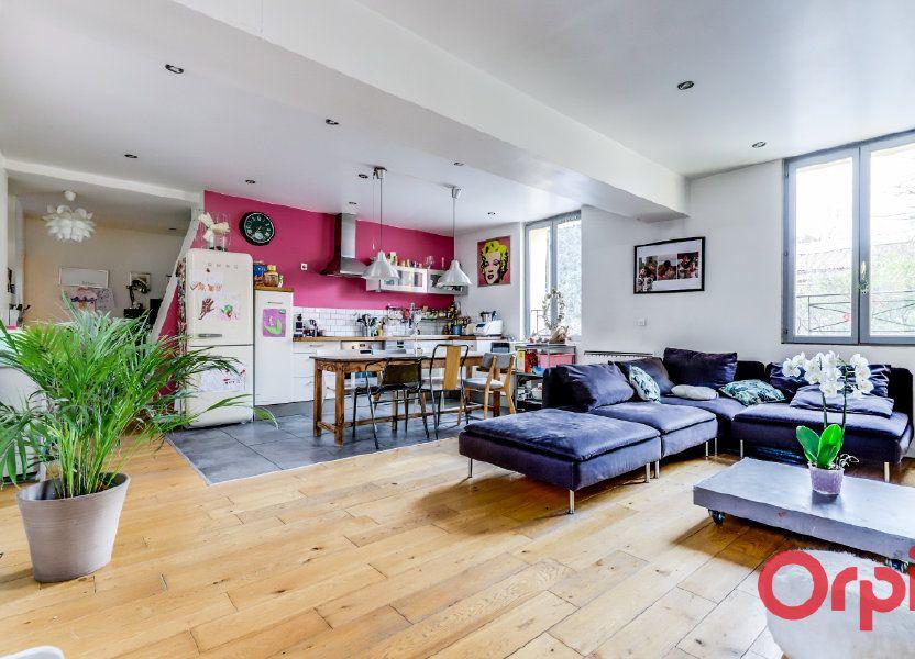 Appartement à vendre 80m2 à Bagnolet