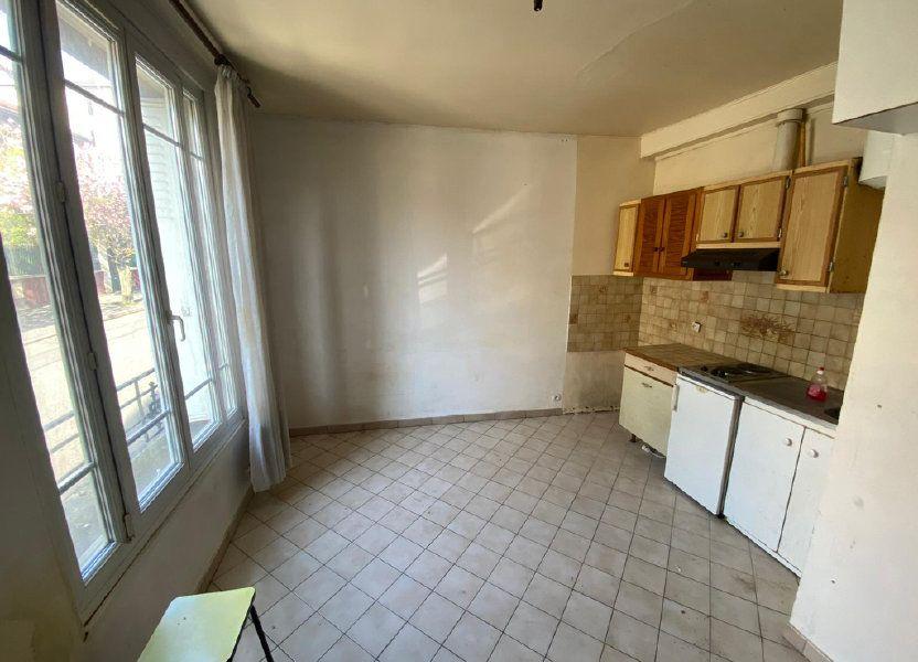 Appartement à vendre 15.5m2 à Bagnolet