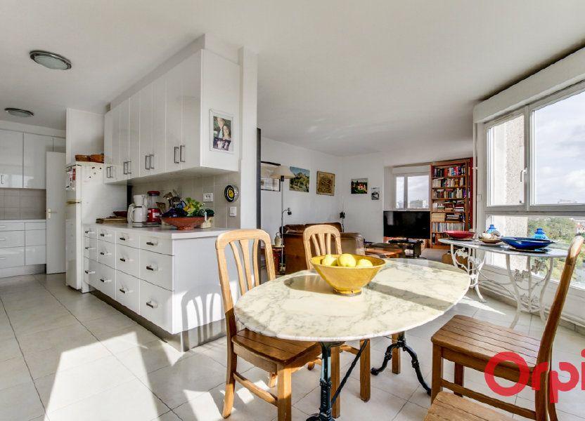 Appartement à vendre 82.75m2 à Bagnolet