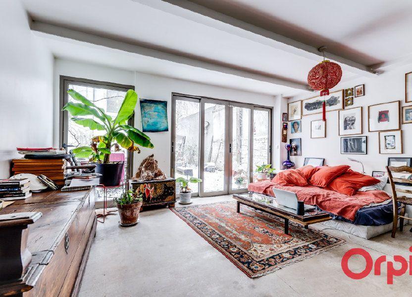 Appartement à vendre 70m2 à Montreuil
