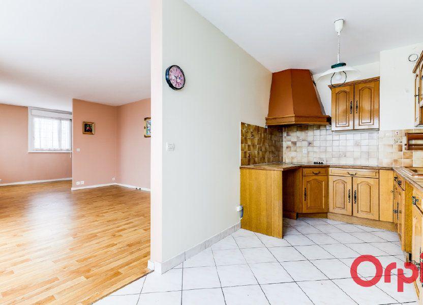 Appartement à vendre 82.12m2 à Bagnolet
