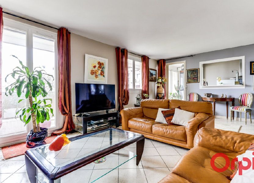 Appartement à vendre 93.35m2 à Romainville