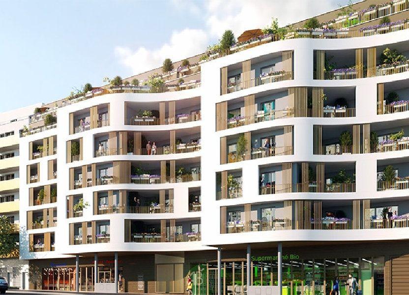 Appartement à vendre 62.29m2 à Bagnolet
