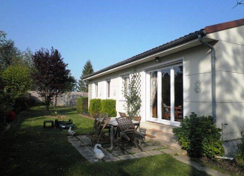 Maison à vendre 111m2 à Bachivillers