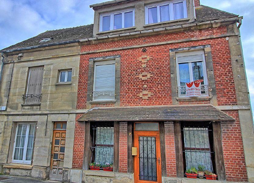 Maison à vendre 130m2 à Pont-Sainte-Maxence