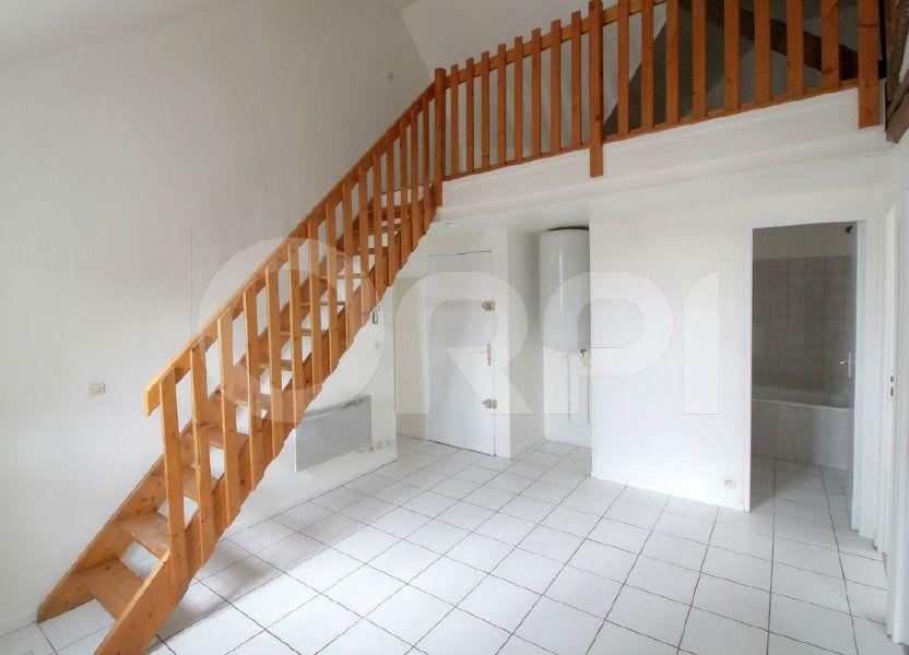 Appartement à louer 39m2 à Pont-Sainte-Maxence