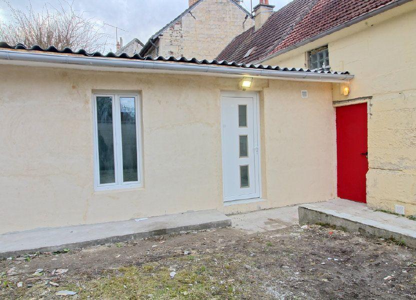 Appartement à louer 19.14m2 à Pont-Sainte-Maxence