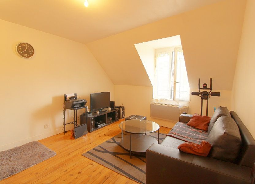 Appartement à louer 29.52m2 à Pont-Sainte-Maxence