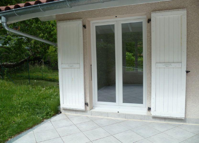 Maison à louer 60m2 à Veurey-Voroize