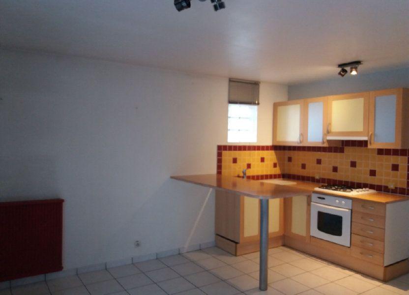 Appartement à louer 43m2 à Grenoble