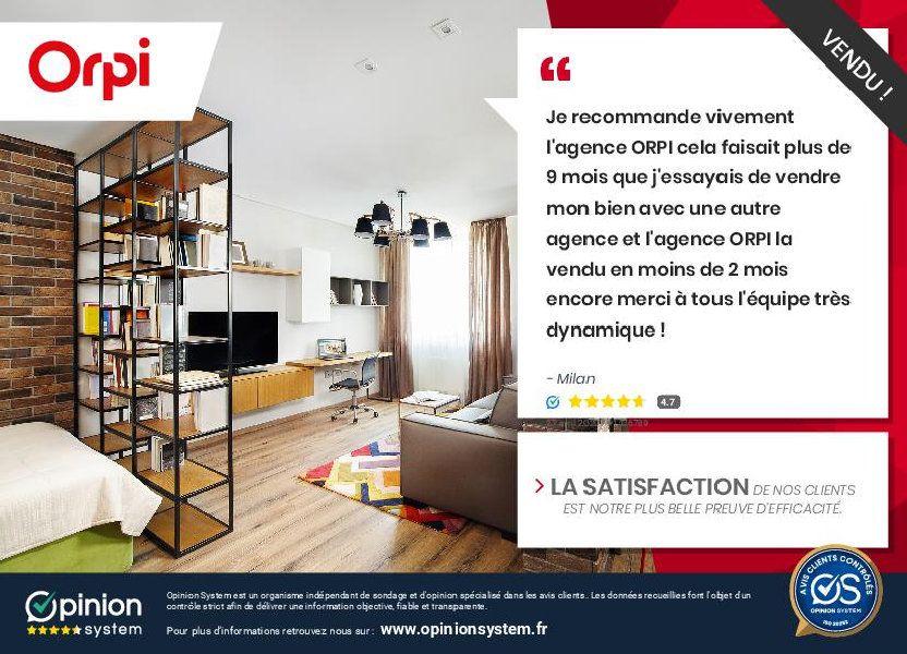 Appartement à vendre 61.36m2 à Saint-Égrève