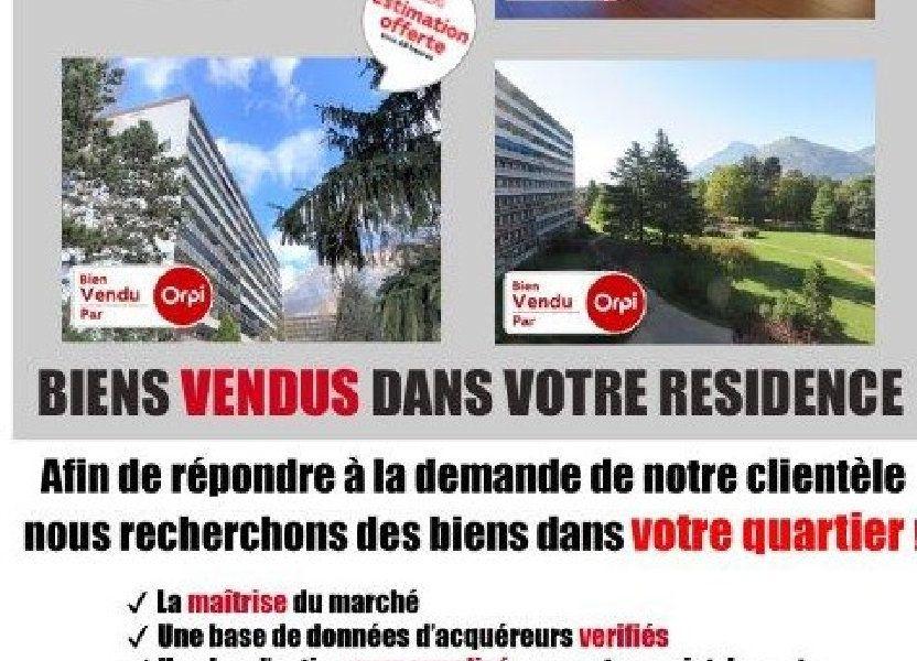 Appartement à vendre 85m2 à Saint-Égrève
