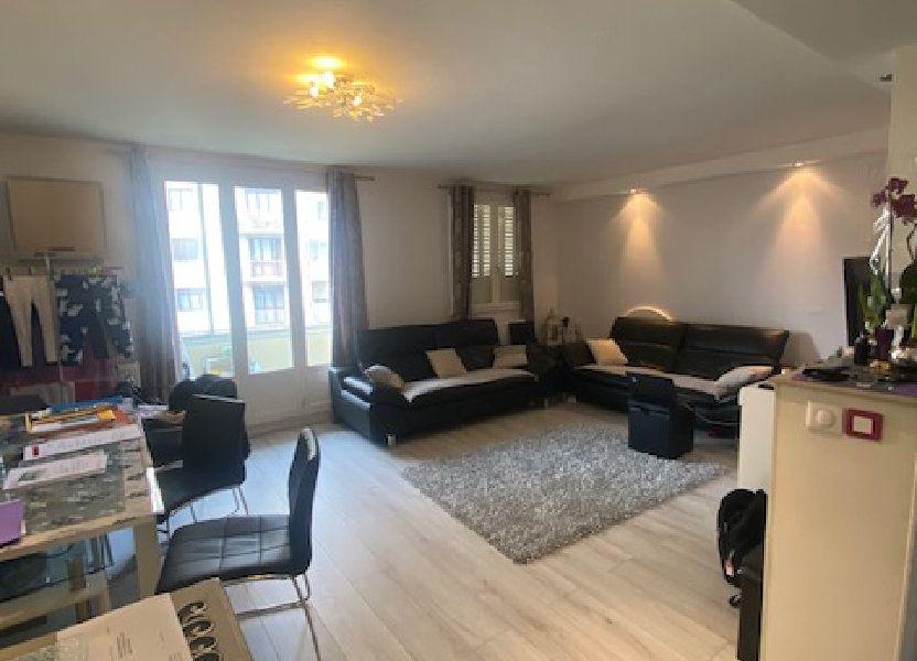Appartement à louer 64m2 à Fontaine