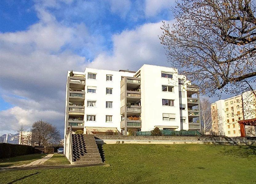 Appartement à vendre 88.09m2 à Seyssinet-Pariset