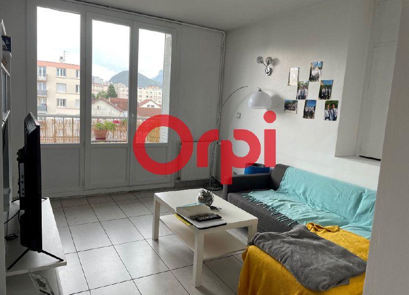 Appartement à vendre 50m2 à Seyssinet-Pariset