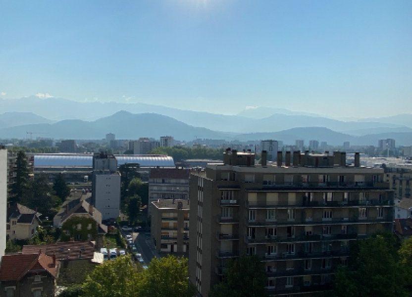 Appartement à louer 74.3m2 à Grenoble