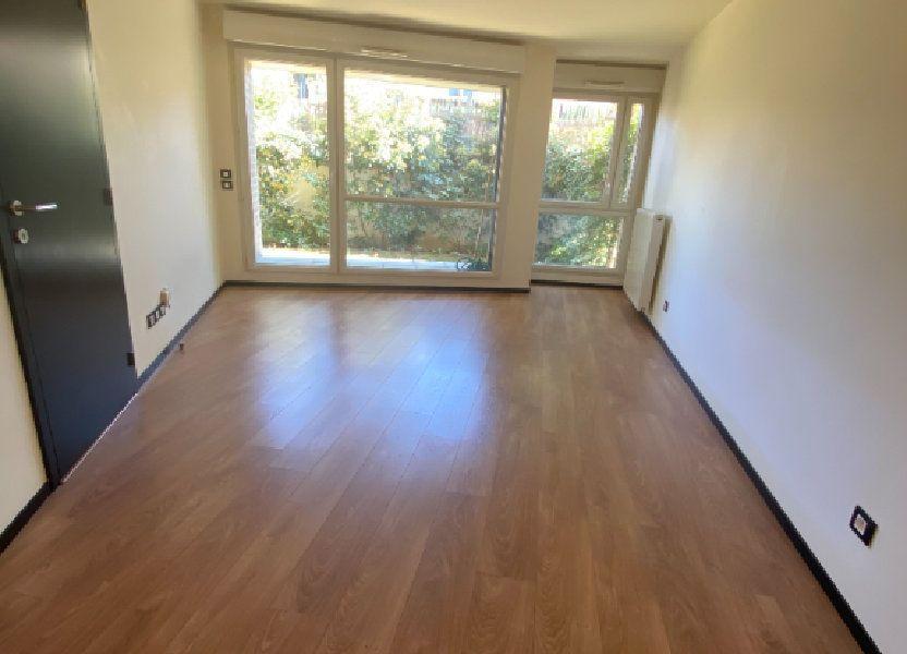 Appartement à louer 46m2 à Noisy-le-Sec