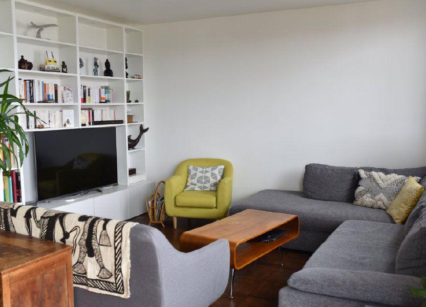 Appartement à louer 62m2 à Romainville