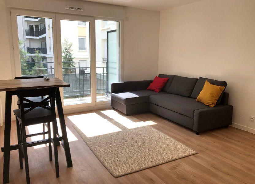 Appartement à louer 39m2 à Romainville