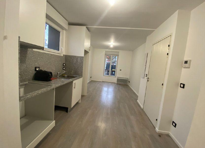 Appartement à louer 24m2 à Saint-Maur-des-Fossés