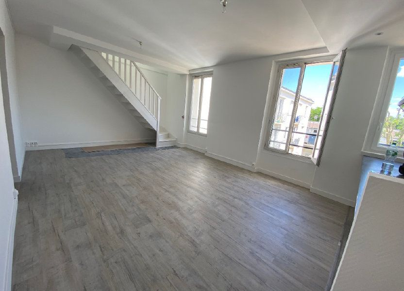 Appartement à louer 85m2 à Noisy-le-Sec